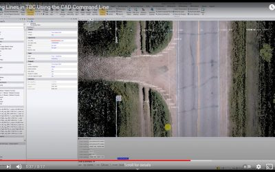 Tech Talk: Editing Linework with the CAD Command Line