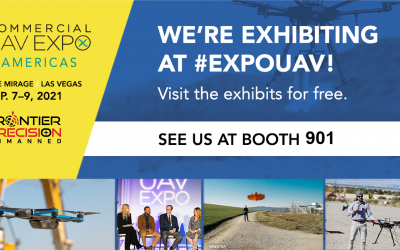 We're Exhibiting at the Commercial UAV Expo – Americas!