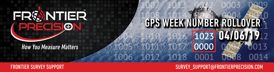 Are you covered for the GPS Week Number Rollover?