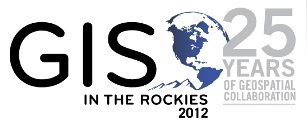 Come see us at GIS in Rockies 2012!